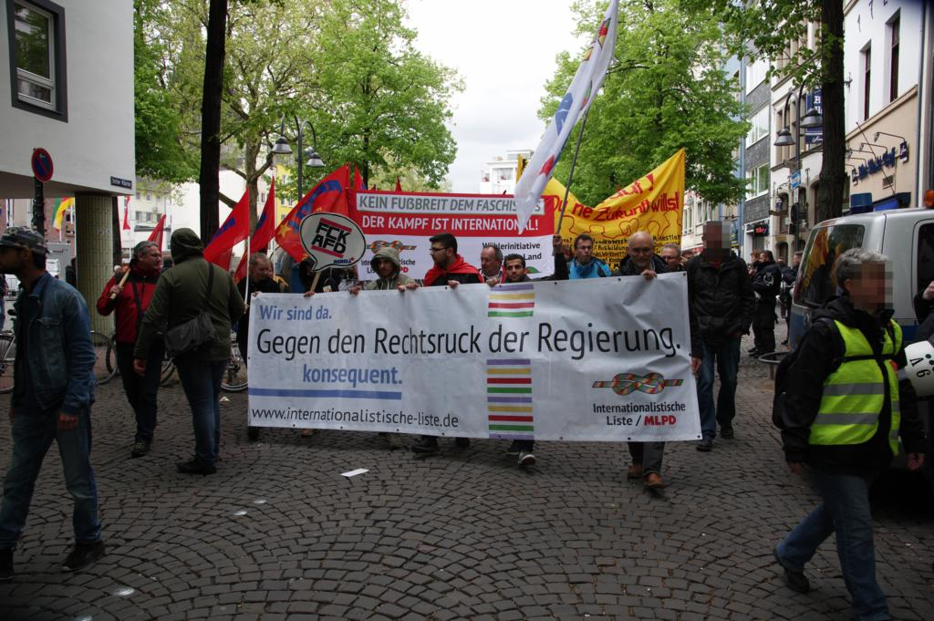 Köln Demo Afd