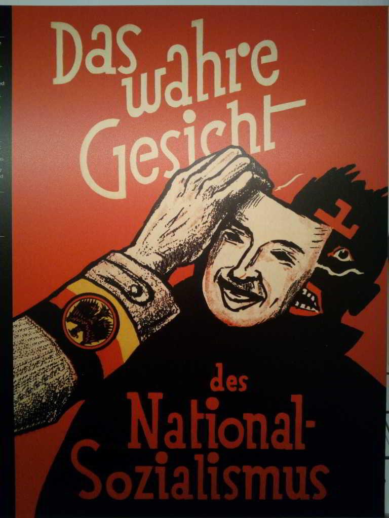 Das wahre Gesicht des Faschismus